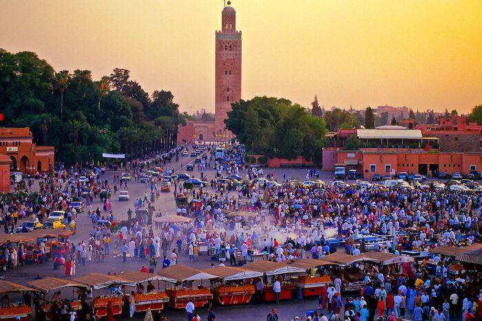 Marrakech 5 Days 4 Nights